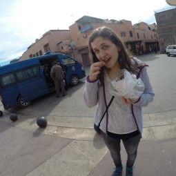 Street snack