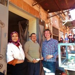 The best tagine in Marrakesh