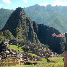 17. Machu Picchu, Peru