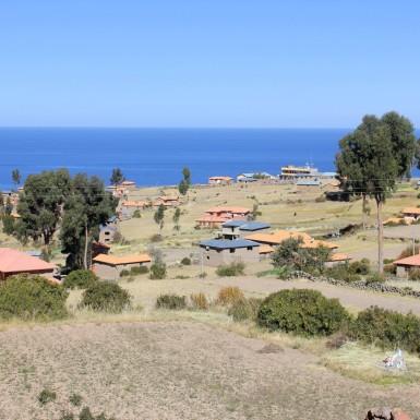 Amantani Island