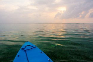 Sea Kayak in San Blas (Large)